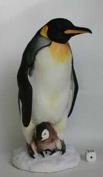 Pinguine figuren tierfiguren