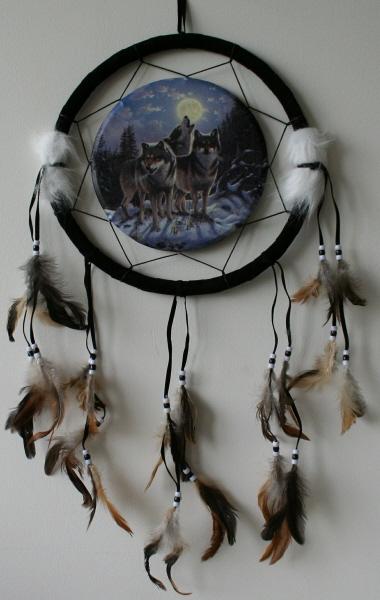 traumf nger w lfe panther indianer. Black Bedroom Furniture Sets. Home Design Ideas